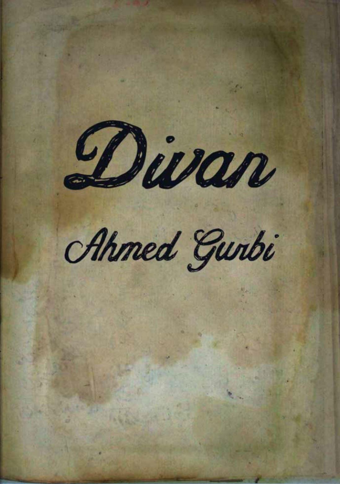 DIVAN AHMEDA GURBIJA