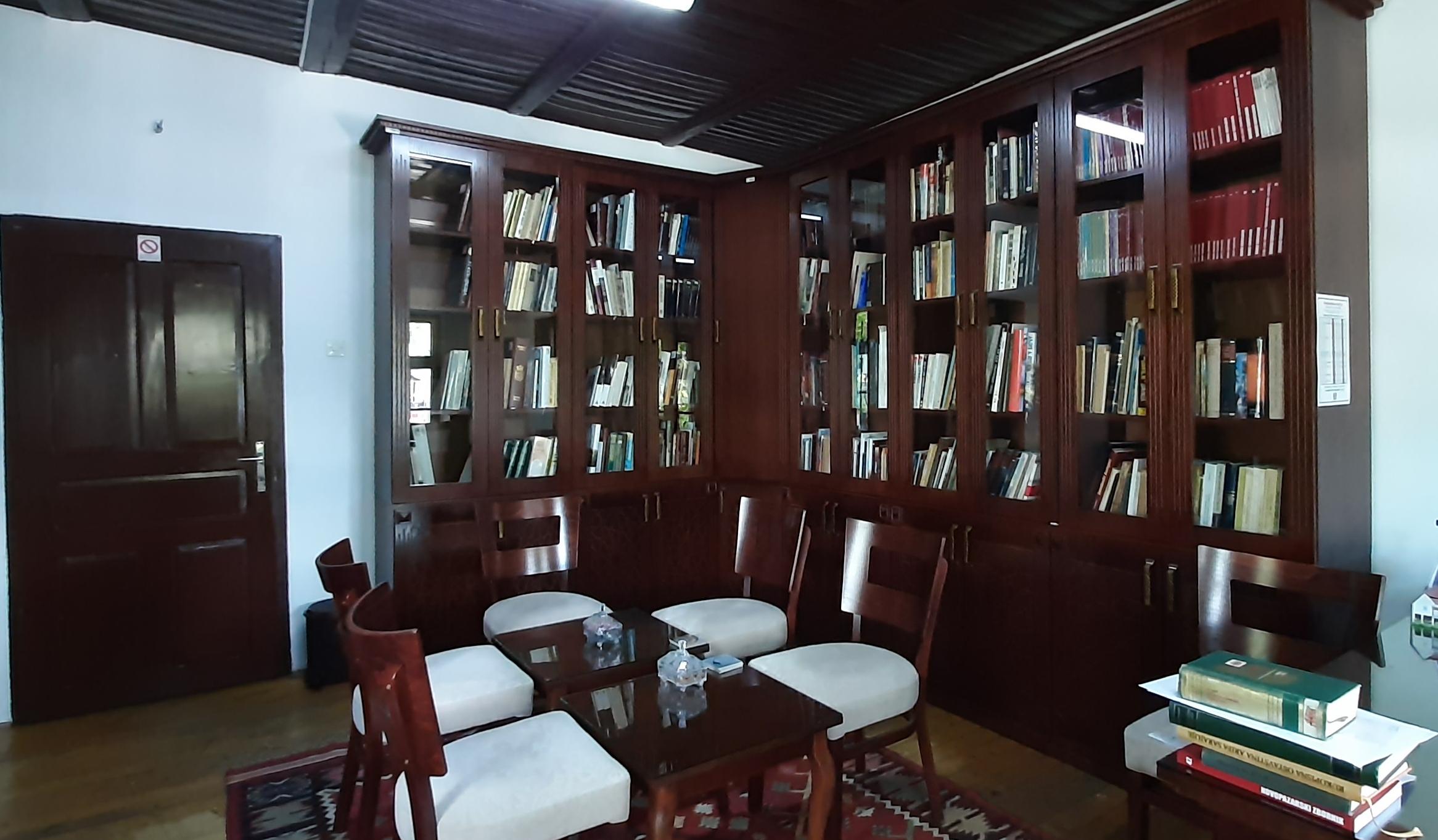 """Specijalna biblioteka """"15. Juli"""""""