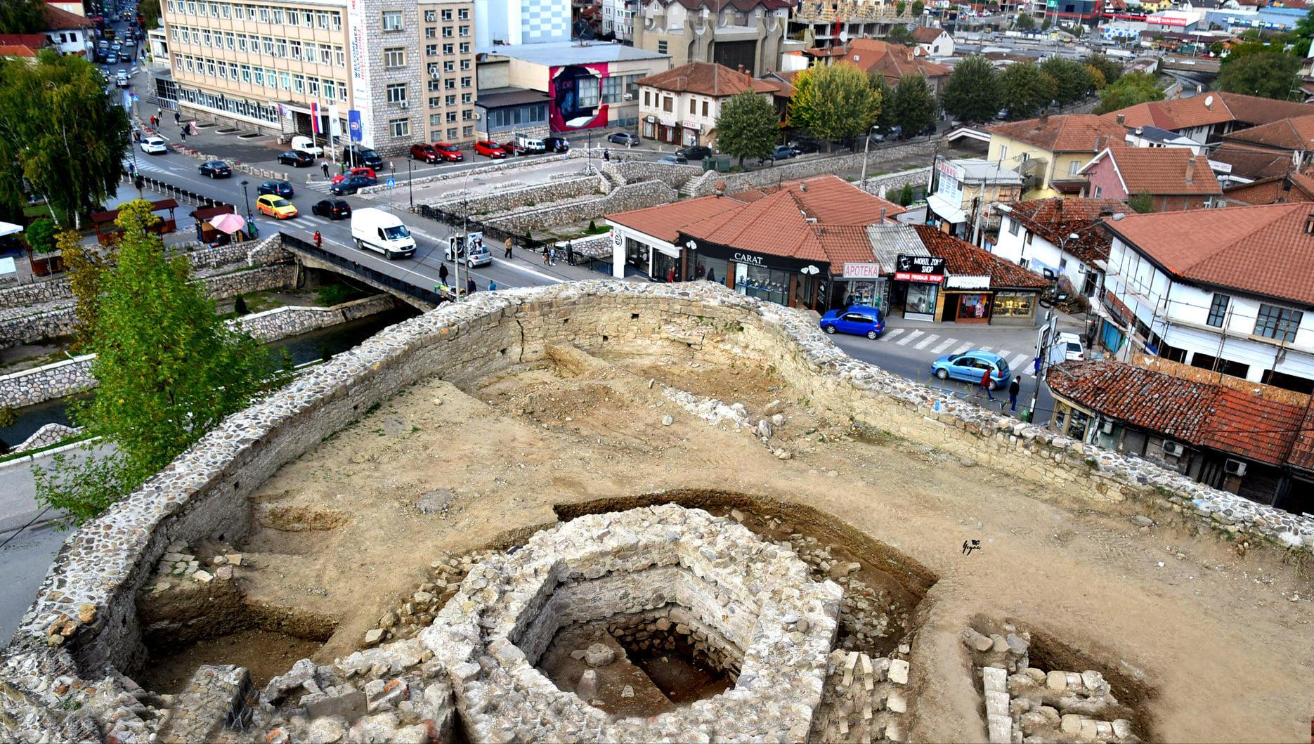 Nastavljena arheološka iskopavanja na Sjevernoj tabiji Novopazarske tvrđave