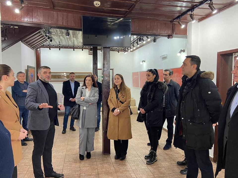 Ministar Hadžović posjetio Muzej