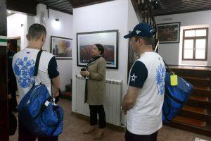 Međunarodni takmičari u posjeti Muzeju